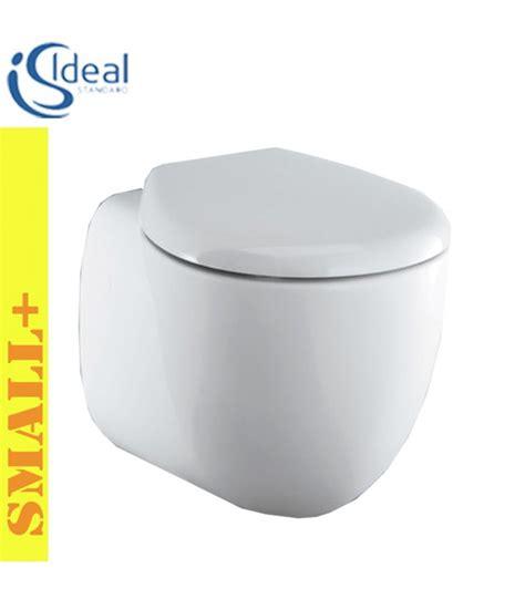 vaso sospeso ideal standard ideal standard small t3058 vaso sospeso con sedile bianco
