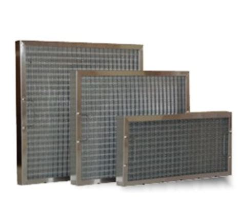 how to choose commercial grease filters canopy fan cleaning