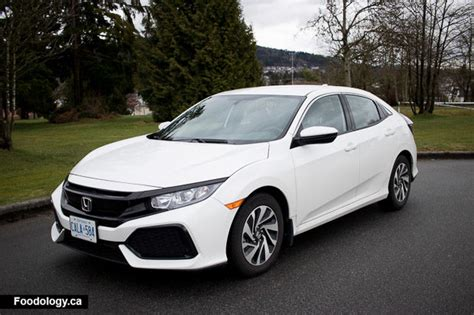 Honda Civic Lx 2017 Review by 2017 Honda Civic Hatchback Lx Review Foodology