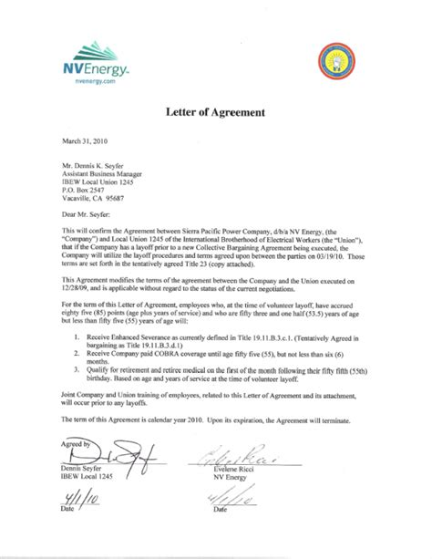 Letter Of Recommendation After Layoff layoff letter california docoments ojazlink