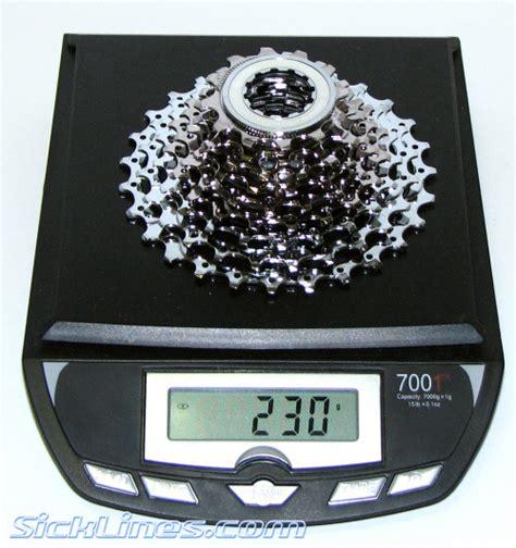 ultegra cassette weight shimano ultegra 12 27 6500 cassette sick lines gallery