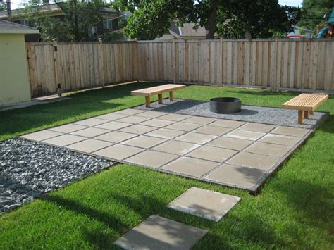 Concrete Pavers For Patio Getting An Decorative Concrete Improvement Quote Organ Piper Pizza Real World Advice For