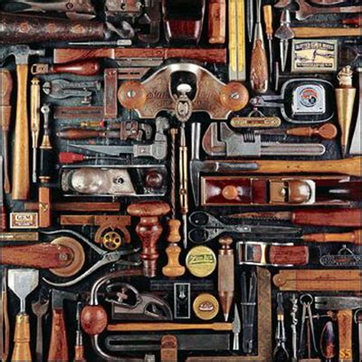 hand tool school    find vintage hand tools