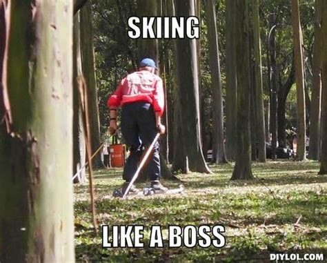 Skiing Meme - skiing meme generator diy lol memy pinterest