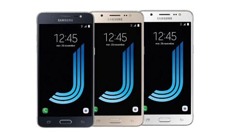 Harga Samsung J5 N Spesifikasi samsung galaxy j5 2016 harga dan spesifikasi klik wow