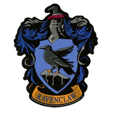 Harry Potter Bathroom Decor Harry Potter Ravenclaw Crest Sticker From Topic