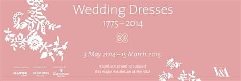 Wedding Dress Brochure Request Uk by V A Museum Partner With Kuoni In Wedding Dress Exhibition