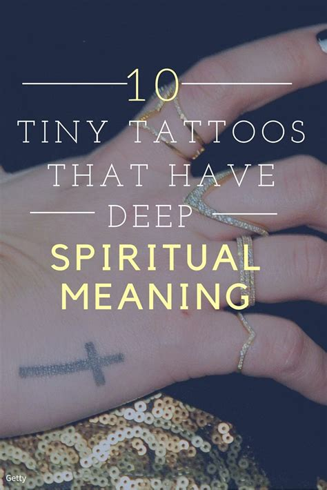 tattoos that have meaning these 10 tattoos spiritual and religious meaning