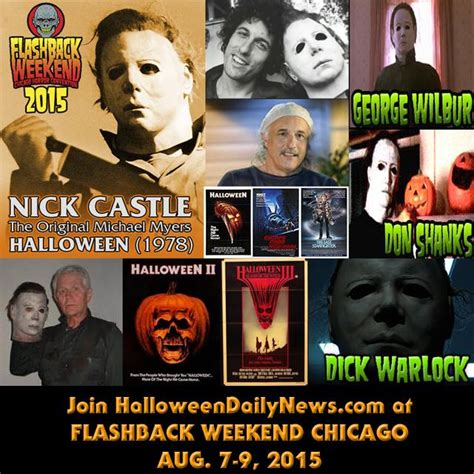 chicago flashback the and events that shaped a cityã s history books flashback weekend horror convention 2015 with nick castle