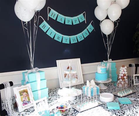 Breakfast At S Decorations by Kara S Ideas Breakfast At S Birthday