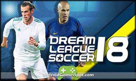 free download game dream league soccer mod apk dream league soccer 2018 v5 00 apk data mod updated free