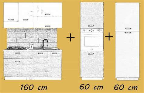 cucina 210 cm cucina da 160 cm mabel s r l