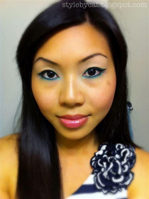 N H2o Proof Liquid Eyeliner E879 Blue n megaliner liquid eyeliner turquoise reviews