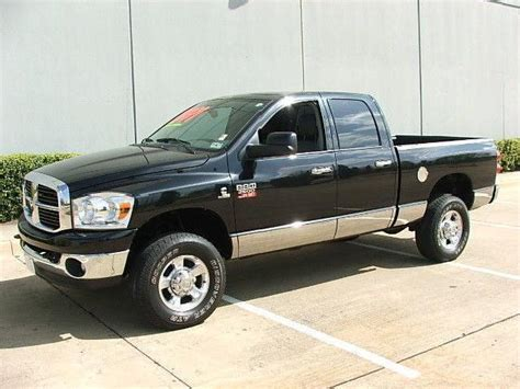 dodge ram 2500 diesel 2007 diesel 2007 dodge ram 2500 used cars in dallas mitula cars