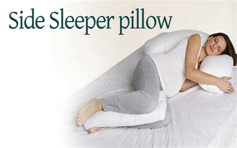 Sleep By Your Side Sleeper by Best Pillows For Pregnancy Maternity In