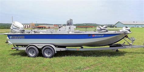 predator boats oklahoma used predator boats for sale boats