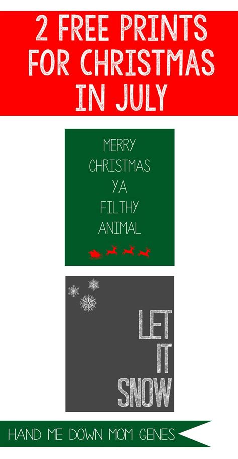 free printable christmas in july cards 14 best holiday printables images on pinterest free