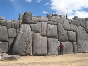 Big stones in saqsayhuaman cusco per 250