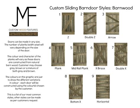 Barn Door Styles Barndoors Jmf Custom Wood Features L Barndoors Feature Walls Fireplaces Custom Woodworks