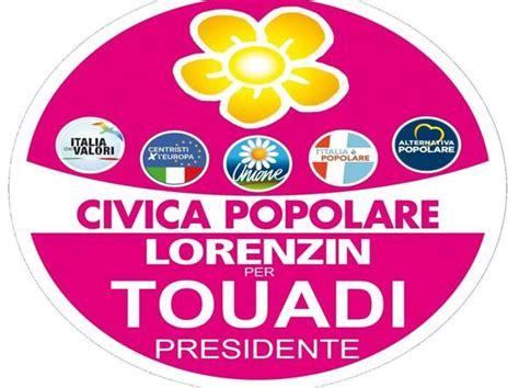 popolare lazio regionali lazio civica popolare presenta lista elettorale