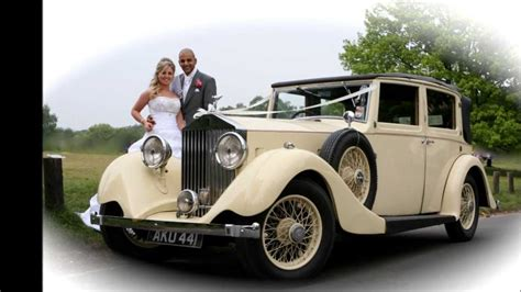 wedding car hire essex vintage rolls royce wedding car hire essex