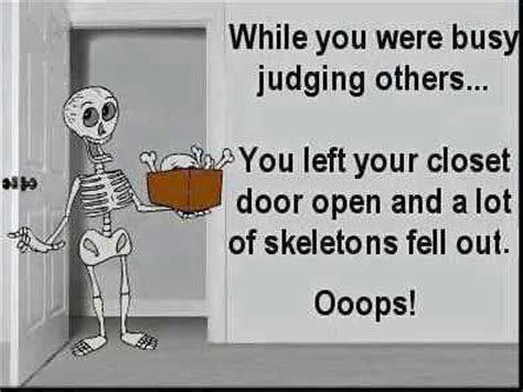 Closet Jokes by Skeletons In Your Closet Jokes Memes Pictures