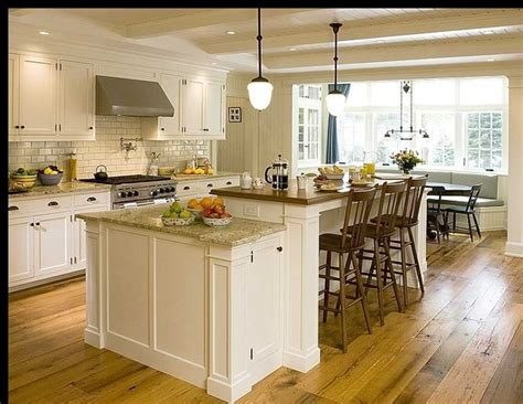 split level island kitchen ideas