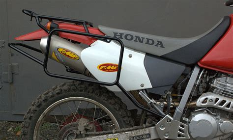 Xr400 Rear Rack by Whole Welded Luggage Rack System For Honda Xr400r