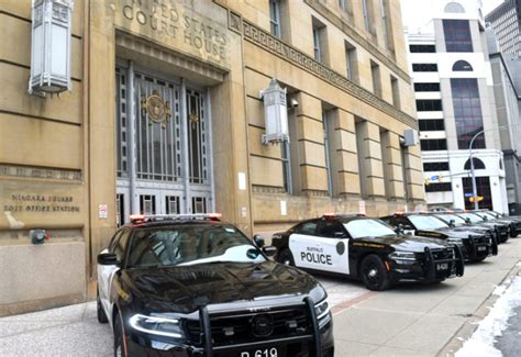 Buffalo Ny Arrest Records Buffalo P D Gifted With 61 Dodge Chargers Dodgeforum
