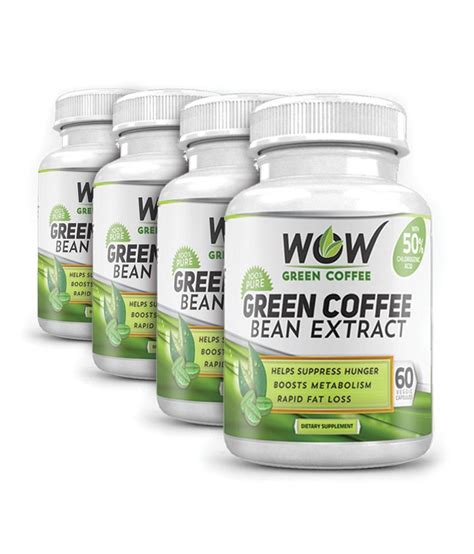 Wow Detox Buy by Wow Green Coffee Price In India