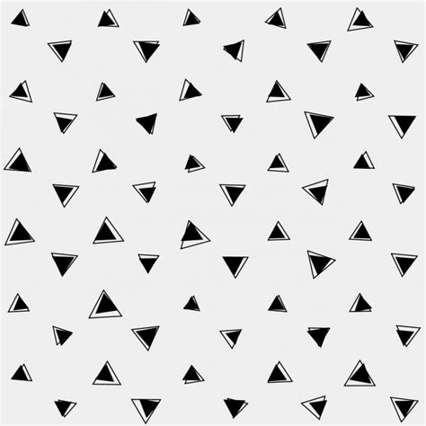 wallpaper vector black and white grey background with black triangles vector free download