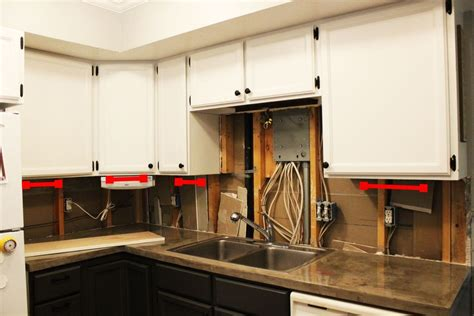 Led Lighting For Kitchen Cabinets Diy Kitchen Lighting Upgrade Led Cabinet Lights Above The Sink Light