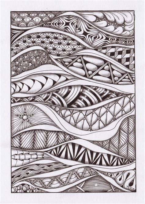 zentangle pattern growth 832 best images about art journal zendoodle art on
