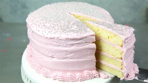 perfect birthday cake recipe  layer cake  foodstirs  vital farms youtube