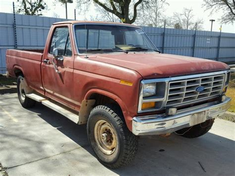 auto auction ended on vin 1fabp22x8fk212190 1985 ford tempo gl in nv las vegas auto auction ended on vin 1fthf26l1fpa17310 1985 ford f250 in ca so sacramento