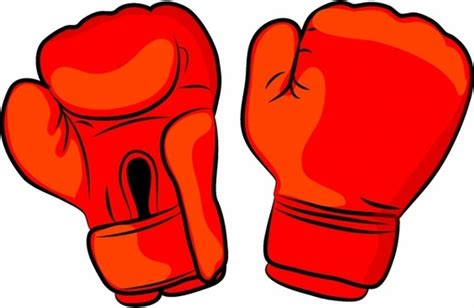 boxing gloves clipart free vector boxing gloves clip free vector