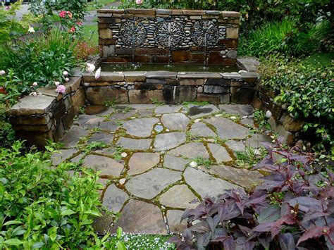 backyard flooring landscaping small backyard landscaping concept to add cute detail in