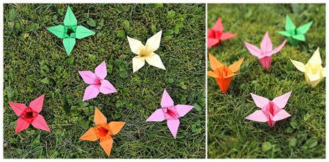 bilder ideen 5446 faltanleitung f 252 r origami bl 252 ten aus quot hochzeit mit liebe