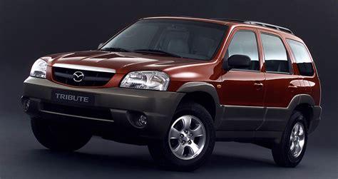 compare 2004 mazda tribute and 2006 ford escape