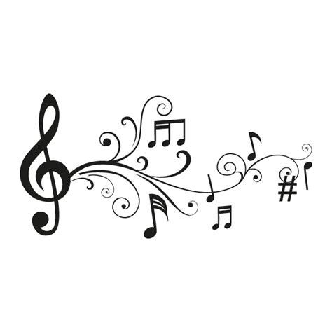imagenes de motivos musicales vinilos decorativos notas musicales