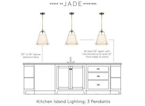 spacing pendant lights over kitchen island selecting the right lighting for your kitchen island