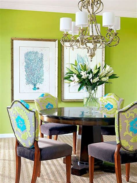 Dining Room Green Walls Top Dining Areas From Messagenote