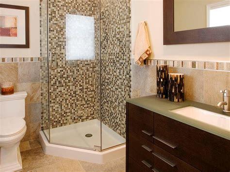 Hgtv Bathroom Showers Bathroom Shower Designs Hgtv