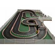 EIGHTH TRACK LAYOUT