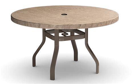 Slate Patio Table Patio Table Faux Sandstone