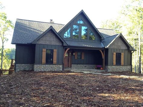 Best 20 Mountain Home Exterior Best 25 Gray Houses Ideas On Grey House