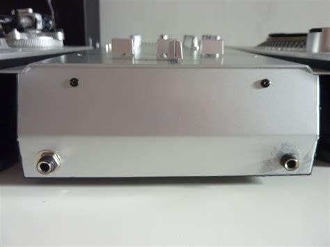 numark console dm3050 numark dm3050 audiofanzine