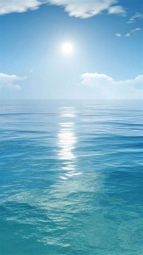 wallpaper iphone 5 sea blue sea and sun iphone 5 backgrounds download