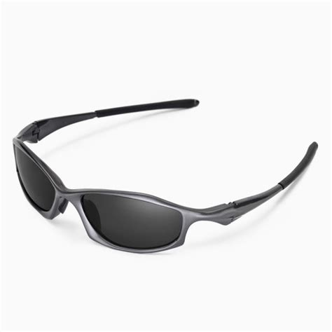Kacamata Oakley Hatchet Black Polalrized Lens walleva polarized black replacement lenses for oakley hatchet wire sunglasses