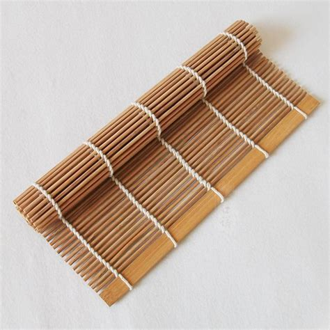 Bamboo Sushi Roll Mat by Buy Bamboo Sushi Mat Makisu Roll Kit Asia Japanese